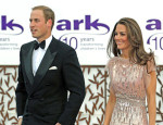Ark and Prince William and Kate