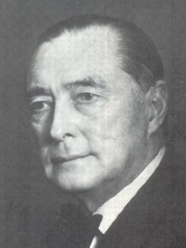 Richard Coudenhove Kalergi. 2