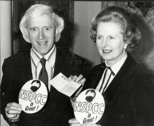 Jimmy Savile : the NHS privatisation paedophile prince and the shift to the technotronic human