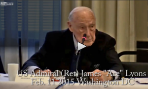 US Admiral James Ace Lyons on Islam