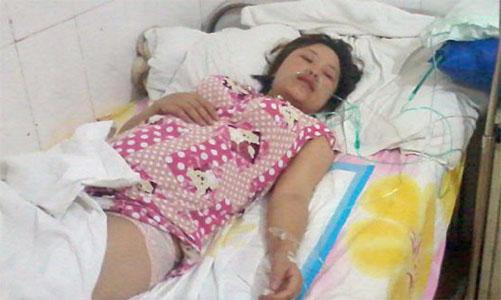 china abortion