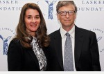 Bill and Melinda Gates and ARK