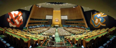 Panorama of the United Nations General Assembly