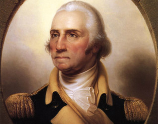 Rembrandt Peale Portrait of George Washington