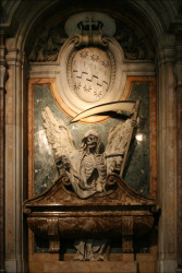 Tomb of Cinzio Aldobrandini