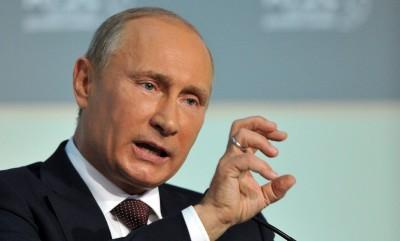 Putin's Response to Russian Fighter jet Shootdown