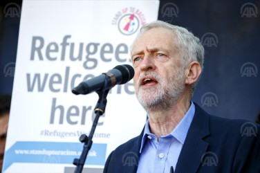 Jeremy Corbyn, a United Nations Trojan Horse