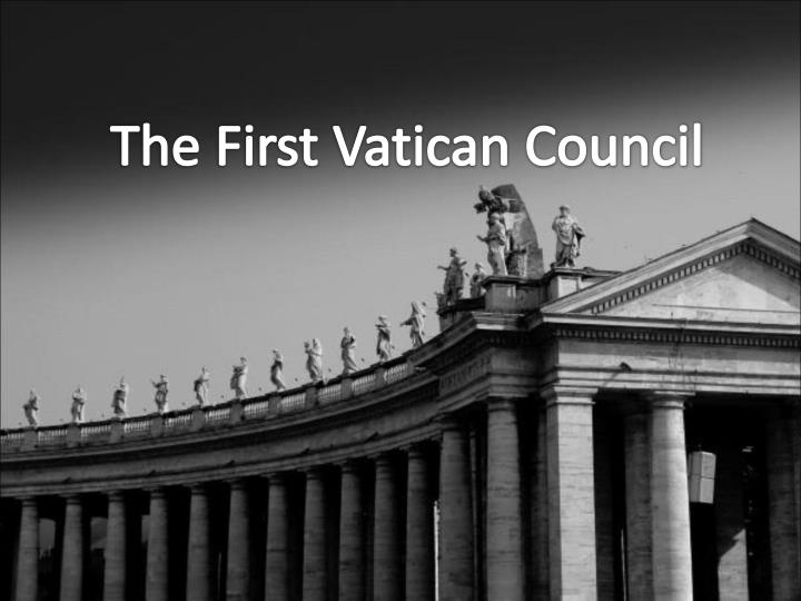 the-first-vatican-council-n 2