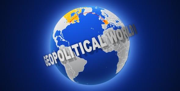 Geopolitical-World-Map 2
