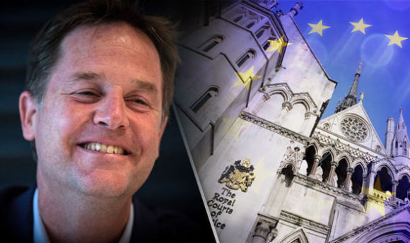 Brexit, the Supreme Court decision and Nick Clegg