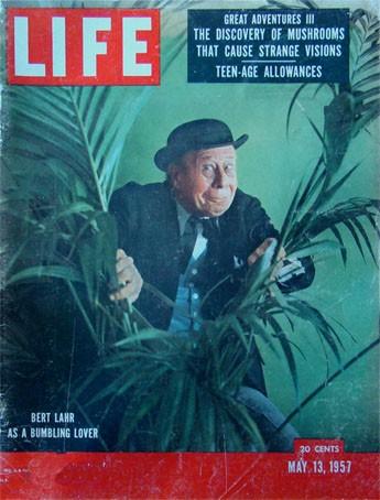 Gordon Wasson Life Magazine