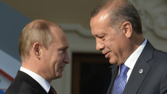 Water shut off to Syria, Erdogan, McCain, and today a meeting with Putin