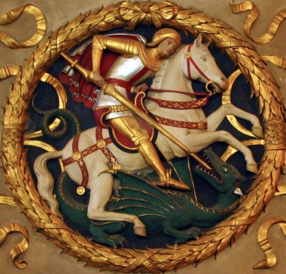 In Profile : Why St George? Has England's history been faked pre-14th century?