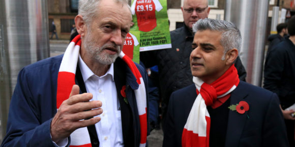 Jeremy Corbyn's call for Hamas to be removed from terror list would protect London Mayor Sadiq Khan