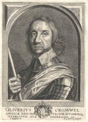 In Profile : Oliver Cromwell a mulatto Puritan and the real corporate commonwealth