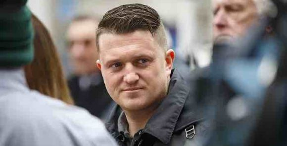 Is Tommy Robinson a victim of the secret courts?