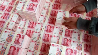 China injects over 1.4 trillion in liquidity so far this week