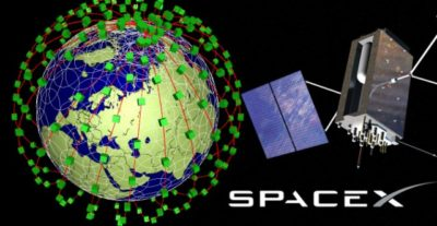 5G, nano particles and the Space X satellite network