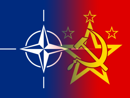 Shifting NATO's mandate to destroy Islam globally and enforce the communist ideal