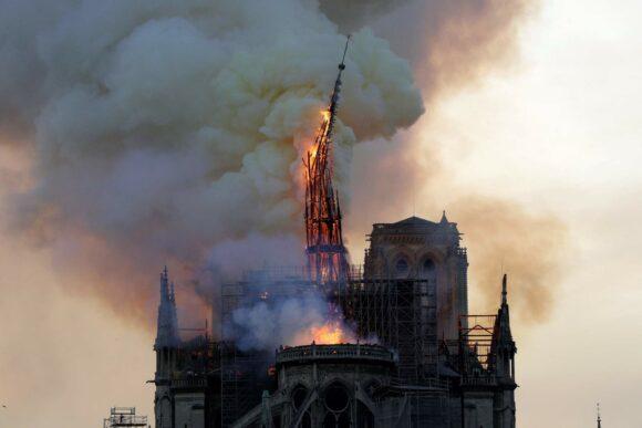 Let Notre Damn Burn