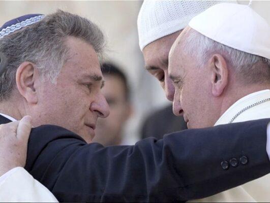 Undermining the Vatican, Nostra Aetate