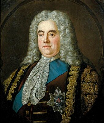Walpole's Whigs, privatising the crown, takeover of the east India company and the Church of England