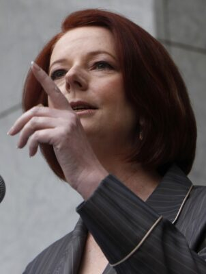 In Profile : Australian Prime Minister Julia Gillard
