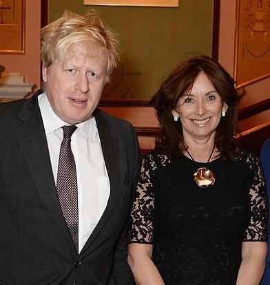 Your Prime Minister Boris Johnson out of Europe into Israel