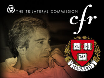 Jeffrey Epstein VI Foundation, Trilateral Commission and the CFR
