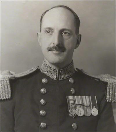The Nameless War, Captain Achibald. H. Maule Ramsay