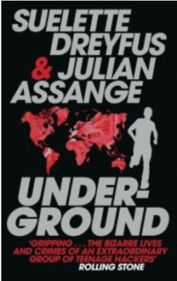 Suelette Dreyfus and Julian Assange, script writing for controlled opposition